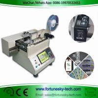 Quality 110-220V English System Automatic Ultra-high-speed Color Trace Position Label Hot Cold Cutter Cutting Width 0-100mm wholesale
