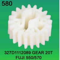 Quality 327D1112089 GEAR TEETH-20 FOR FUJI FRONTIER 550,570 minilab wholesale