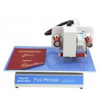 Quality Hot sale 8025 book cover flatbed dtg hot stamping printer machine wholesale