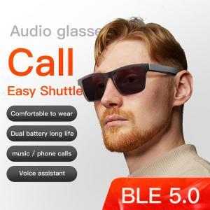 Quality Bluetooth 5.0 110mah Wearable Tech Products UV400 Wireless Sound Eyewear wholesale