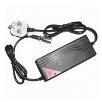 Quality 24V 6A Lead Acid Battery Charger Short Circuit Protection For Bicycle wholesale