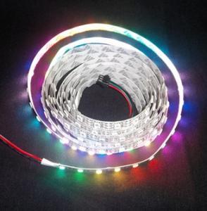 China 10W/m DC5V SMD5050 Digital Flexible LED light strips on sale