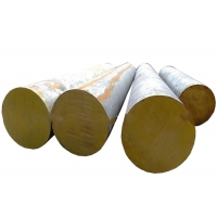 China Surface Harden Technique Building Industry Mild Solid Forged Steel Round Bars on sale