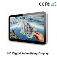 Quality 1920 x 1080 42 Inch Digital Signage / Wall Mounted Digital Advertising Player wholesale