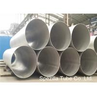 Buy cheap ASTM A358 TP304 EFW Welded Stainless Round Tube 20Ft Large Diameter Steel Pipe 100% X-RAY product