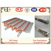 China High Chrome High Arbasion Cast Iron Grate Bars for Rolling Type Reciprocating Grate System on sale