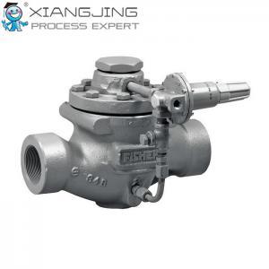 China Medium Pressure Relief Pressure Reducing Valve Back Pressure Regulator on sale