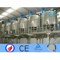 Quality Probiotics Stainless Fermentation Tank With Sterile Operate Yogurt Production Line wholesale
