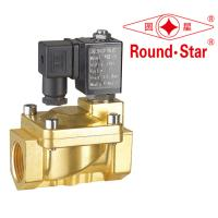 Quality Bistable Latching Liquid Solenoid Valve 2 Inch , Latching Solenoid Water Valve Automatic wholesale