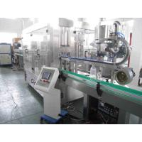 Quality 3 In 1 Carbonated Drink Filling Machine , Aseptic Soda Water Filling Machine 5000 BPH wholesale