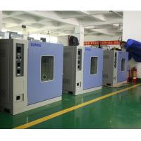 Quality High Precise Desktop Forced Hot Air Circulating Drying Oven for Laboratory Testing wholesale