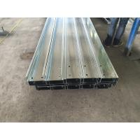 Quality Z / C Section Purlins Channel Steel Galvanized / Polished For Construction wholesale