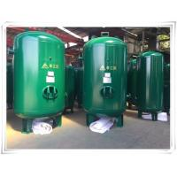Quality Nitrogen Compressor Air Receiver Tank Replacements , Compressed Air Accumulator Tank wholesale