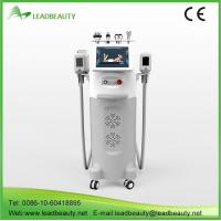 Quality Salon beauty equipment cavitation rf cool sculpting cryolipolysis fat removal machine wholesale