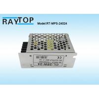 Quality LED Light Metal Cased Switching Mode Power Supply 24V 1A  CE RoHS FCC Approved wholesale