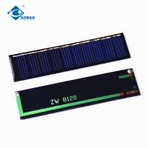 China EPOXY 5 Volt solar panel High Durability ZW-8120 rohs solar panel photovoltaic on sale
