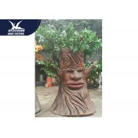 Cheap Artificial Cartoon Waterproof Talking Tree Life Size Facility Theme Park for sale