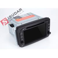 Quality 7 Inch Wince MTK 3360 Mercedes Benz Car DVD Player With GPS CPU 800MHZ wholesale