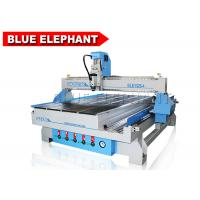 Quality Simple Operation Smart 4 Axis MDF Cutting Cnc Router Machine 3 Axis 1325 for Aluminum Windows wholesale
