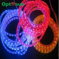 China Warm White Bright SMD 5050 Led Strip Light 12v 60 Leds 5 Meters Per Roll on sale