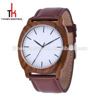 China Hot selling wood watch real factory best price gift for friends brand watch on sale