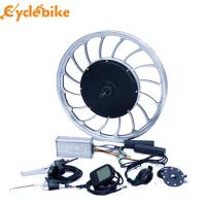 China High Torque E Bike Dc Hub Motor Electric Bike Conversion Kit 20 Inch Wheel Size on sale