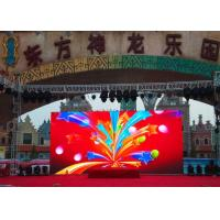 China 3.91 SMD HD Screen Full Color Indoor Led Video Panel Led Display on sale