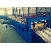 Quality 18.5KW Corrugated Floor Deck Roll Forming Machine Easy To Installation wholesale
