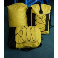 China Waterproof Backpack Dry Pack Group-Yellow on sale