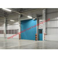 Quality Insulated Factory Rolling Gate Industrial Garage Doors Lifting For Warehouse Internal And External Use wholesale