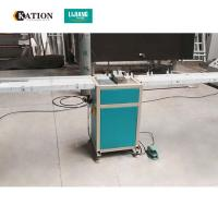 China Aluminum Spacer Cutting Machine for cutting aluminum spacer of making the insulating glass process on sale