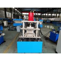 Quality Manual / Hydraulic 7.5kw Cold Roll Forming Machine 1ac.5mm Steel Thickness wholesale