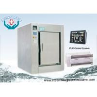Quality Horizontal Hinge Door CSSD Sterilizer 600 Liter With Built-in Steam Generator wholesale