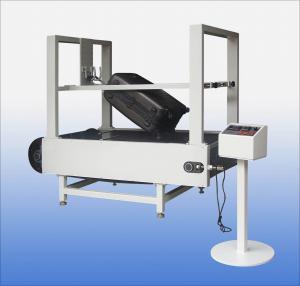 Quality Conveyor Belt Type Luggage Testing Equipment / Machine Abrasion Tester wholesale