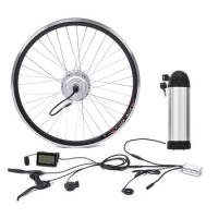 Quality Max Speed 35 Km/H Electric Bike Conversion Kit Wheel Size 26 Inch Maximum Current 15A wholesale