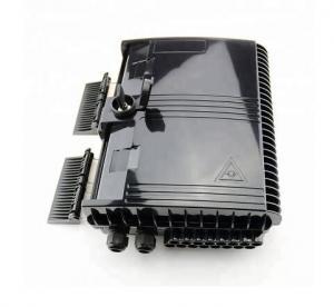 China CTO FTTH  ODF Optical Distribution Box Fiber Management Box Good Sealing on sale