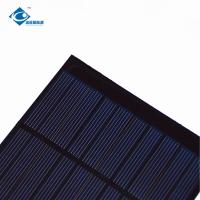 China seraphim solar panel for solar panel charger ZW-100100-2 Friendly 1.2W Lightweight Solar on sale