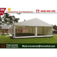 Quality M20 A Frame Tent Aluminum Frame Structure With Furniture Tear Resistant wholesale