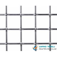 Quality Lock Crimped Wire Mesh/Screen for Sieve, Vibration, Buildings wholesale