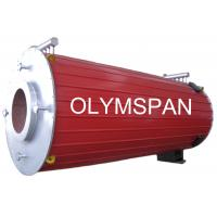 Quality Horizontal Gas Fired Electric Thermal Oil Boiler 300kw For Wood , Less Water wholesale