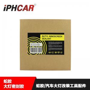 Quality iPHCAR Top Quality Black Butyl Sealant Snake Glue fog Auto Headlamp Retrofit wholesale