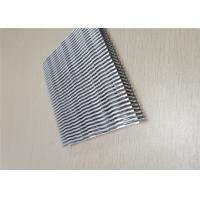 Quality 3003 Aluminum Heat Sink Fin For Electric Cars Radiator Condenser Evaporator wholesale