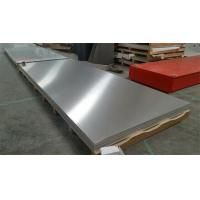 Quality Alloy Type Aircraft Aluminum Plate T7651 / T7451 72 - 80Mpa Yield Strength wholesale