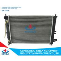 Quality OEM 25310-3X600 HYUNDAI Aluminium Car Radiators For ELANTRA'13-16 AT wholesale