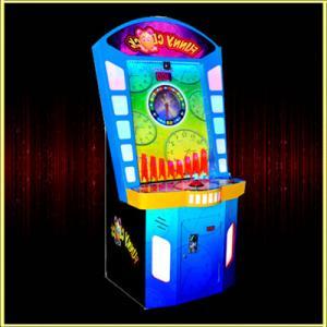 Quality Happy Clock ticket redemption game machine wholesale