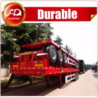 Buy cheap Container Semi-Trailer Punctual Delivery 40-53 Feet/container semi-trailer from wholesalers