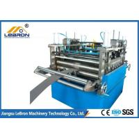 China Whole Production Line Cable Tray Roll Forming Machine 22 KW With Punching Part on sale