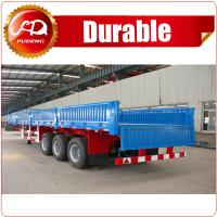 Buy cheap 2016 China hot sale curtain side trailers for sale from wholesalers
