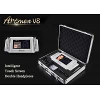 Quality Small Digital Permanent Makeup Machine With 0.2-3.0mm Needle Adjustment wholesale