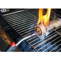 Quality 12 Inch Cold Pellet Grill Smoker Tube Food Grade Supplemental Generator wholesale